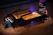 Pianoduo Festival 2018. Foto: Edward Janssens.